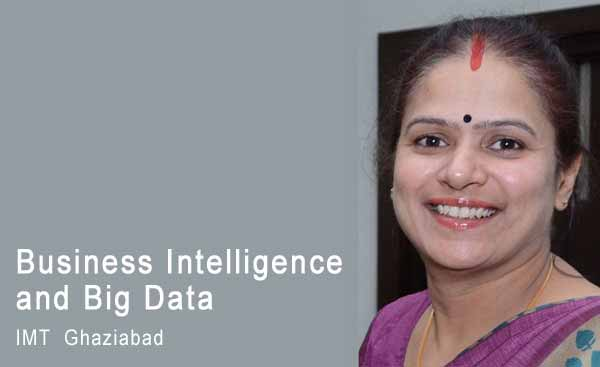 Business Intelligence - Faculty Achievements