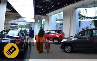 Maruti Suzuki drives showroom managers to leading B-Schools for training