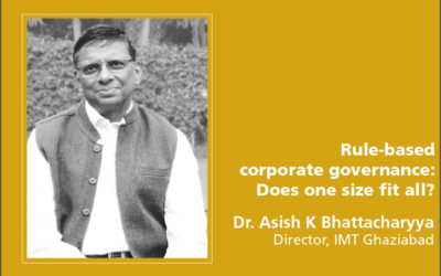 Rule-based corporate governance: Does one size fit all?