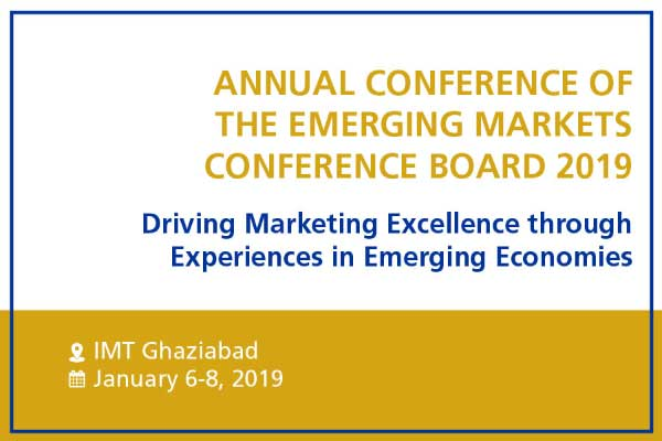 Driving Marketing Excellence through Experiences in Emerging Economies