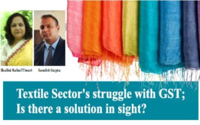 Textile Sector's struggle with GST; is there a solution in sight?