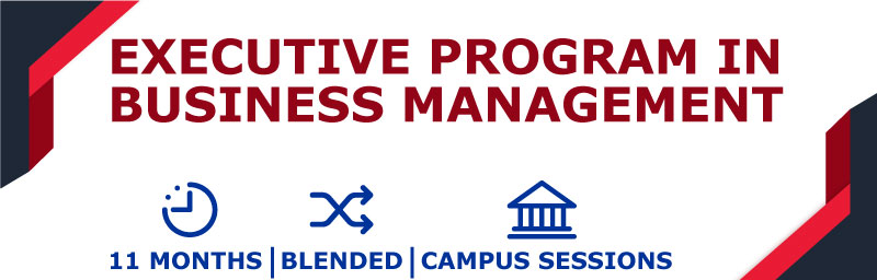 Executive Program in Business Management