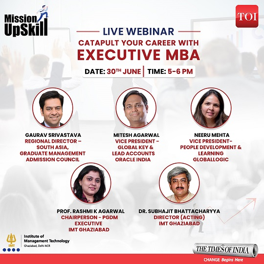 How Covid has made executive MBA most sought after